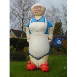 Sarah 4 meter