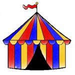 Pakket Circus o.a. voor kinderen